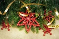 Picture decoration, tree, Christmas, decoration, xmas, Merry, Christmas. New Year