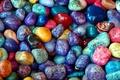 Picture gems, a lot, pebbles