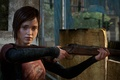 Picture look, one of us, The Last of Us, girl, art, the gun, Ellie