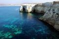 Picture The grotto, Bay, Shore