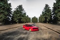 Picture bmw, red, power, good, russia, moscow, look, e30, stance, motorsport, ironhospital, mgu