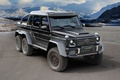 Picture 6x6, Mercedes, G63 AMG, Mansory