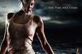 Picture Apocalypse, biohazard, woman, girl, evil, survivor, blood, red eyes, devil, film, spanish, zombie, sea, demon, ...