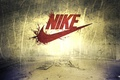 Picture the wreckage, scratches, brand, nike