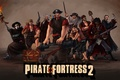 Picture team fortress 2, tf2, valve, pirate fortress
