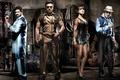 Picture Priyanka Chopra, shorts, uniforms, hero, oriental, asiatic, pistol, asian, villain, man, scientist, Tollywood, pose, chains, ...