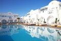 Picture Hotel El Greco, Santorini, pool, the hotel