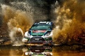 Picture car, ford, rally