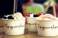 Picture dessert, cups, sweet, ice cream, berries