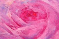 Picture canvas, tone, painting, oil, rose
