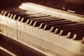 Picture style, music, background, piano