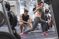 Picture workout, fitness, gym, personal trainer