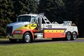 Picture special vehicle, technical equipment, car, «Mack», MAK, coloring