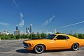 Picture Muscle car, Ford, Mustang, 1970, classic, Mustang, Ford