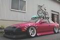 Picture nissan, Silvia, bike, silvia, bike, Nissan