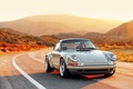 Picture Singer, classic, sportcar, sport, 911, road