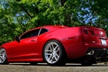 Picture auto, chevrolet, camaro, red