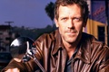 Picture motorcycle, House M.D., Hugh Laurie
