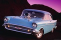 Picture Chevrolet, Bel Air, Coupe