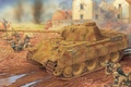 Picture Sd. Car. 171, Panzerkampfwagen V, Medium-heavy tank, Panther, German, Panther, PzKpfw V, Infantry division of ...