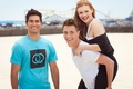 Picture the series, actors, Teen Wolf, Holland Roden, Tyler Hoechlin, Colton Haynes, The cub