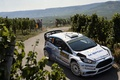 Picture Ford, Germany, Elfyn Evans, WRC, Ford, The vineyards, Fiesta