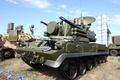 Picture Tunguska, 2С6, Anti-Aircraft Gun-Missile System