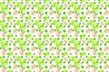 Picture Apple, pattern, half