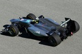 Picture Mercedes-Benz, formula 1, the car, race, W04, MGP