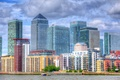 Picture London, home, England, skyscrapers, megapolis