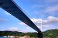 Picture bridge, city, the city, bridge, Turkey, Turkey