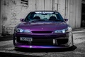 Picture tuning, Nissan, Spec-R, S15, tuning, the front, car, Nissan Silvia