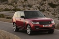 Picture SUV, Land Rover, range Rover, SVAutobiography, Range Rover, car