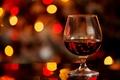 Picture cognac, alcohol, bokeh, glass