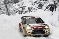 Picture Snow, Citroen, Citroen, DS3, WRC, Snow, Rally, Rally, Monte Carlo, Ostberg