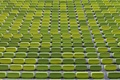 Picture chairs, Germany, Olympic stadium, Munich, green