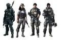Picture battlefield, medical, charge, ammo, paramedical, girl, oriental, weapon, gun, pistol, american, flag, rocket, bulletprof vest, ...