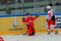 "Picture hockey, match, Sochi 2014, with the participation of NHL stars and ambassadors of ""Soch, charity"