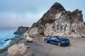 Picture sea, the sky, Bugatti, Bugatti, rock, hypercar, Chiron