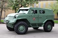 Picture Toros, prototype, Armored car