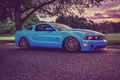 Picture Wheels, Car, Ford, 5.0, Muscle, Oil, Blue, Wheel, Kar, Road, Mustang, Road, Before, Mustang, Ford