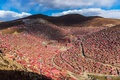 Picture landscape, home, China, Tibet, the monastery, Sichuan, Seda