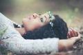 Picture model, wreath, Jeilyn Rodriguez Furcal