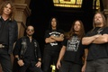 Picture black, metal, Thrash, Overkill