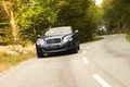 Picture Machine, GTC, Bentley, The front, Bentley, Road, Continental, Grey