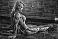 Picture Susanna Tirpak, bikini, blonde, bodybuilder