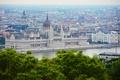 Picture architecture, panorama, Danube, Hungarian Parliament, Hungary, panorama, architecture, Budapest, The Danube, the Parliament building, Budapest