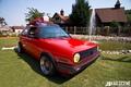 Picture red, 1985, drives, volkswagen, Mk2, GTI, Volkswagen, golf, tuning, bbs
