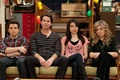 Picture the series, Freddie, Sam, Spencer, Miranda Cosgrove, Carly, Jennette McCurdy, Jerry Trainor, iCarly, ICarly, Nathan ...