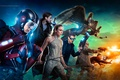 Picture Movies, Legends of tomorrow, DC's Legends of Tomorrow, costumes, attack, actors, the series